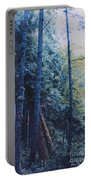 Blue Forest By Jrr Portable Battery Charger
