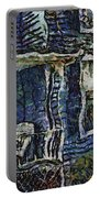Blue Front Porch Photo Art 04 Portable Battery Charger