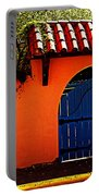 Blue Gate In Santa Fe Portable Battery Charger
