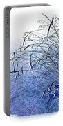 Blue Grass Portable Battery Charger