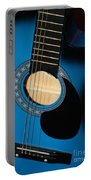 Blue Guitar Portable Battery Charger