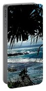 Blue Hawaii Portable Battery Charger