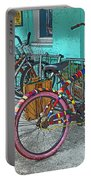 Blue Heaven Key West Bicycles Portable Battery Charger