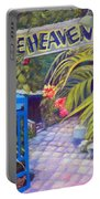 Blue Heaven New View Portable Battery Charger