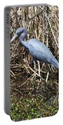 Blue Heron Lacassine Portable Battery Charger