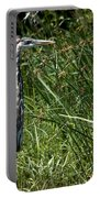 Blue In The Reeds Portable Battery Charger
