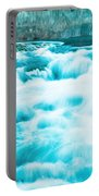 Blue Lagoon Portable Battery Charger
