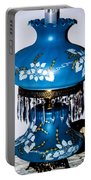 Blue Lamp Portable Battery Charger