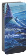 Blue Marlin Strike Off0053 Portable Battery Charger