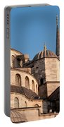 Blue Mosque Domes 08 Portable Battery Charger