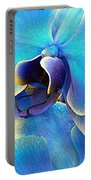 Blue Orchid Macro Portable Battery Charger