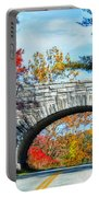 Blue Ridge Autumn Bridge Portable Battery Charger