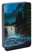 Mountain Falls Portable Battery Charger
