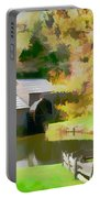 Blue Ridge Grist Mill Portable Battery Charger