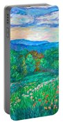 Blue Ridge Meadow Portable Battery Charger