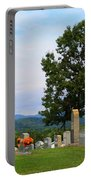 Blue Ridge Mountain Cemetery Portable Battery Charger