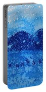 Blue Ridge Original Painting Portable Battery Charger