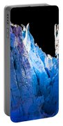Blue Shivers Portable Battery Charger