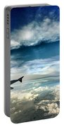 Blue Sky Wing Portable Battery Charger