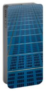 Blue Solar Panel Collector View Portable Battery Charger