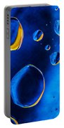 Blue Space Ice Portable Battery Charger