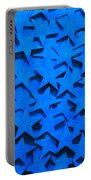 Blue Stars Portable Battery Charger