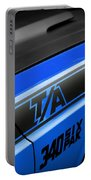 Blue Ta Portable Battery Charger