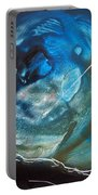 Blue Topaz Portable Battery Charger
