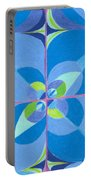 Blue Unity Portable Battery Charger