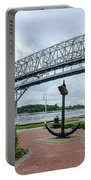 Blue Water Bridge Anchor Portable Battery Charger