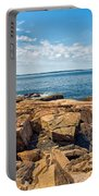 Blue Waters And Blue Skies Portable Battery Charger