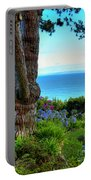 Blue Waters In Palos Verdes California Portable Battery Charger