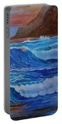 Blue Waves Hawaii Portable Battery Charger