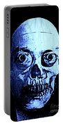 Blue Zombie Portable Battery Charger