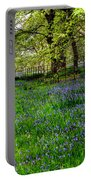 Bluebell Way Portable Battery Charger