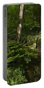 Bluebell Wood Portable Battery Charger