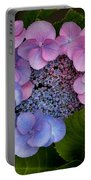 Blueberries And Cream Portable Battery Charger