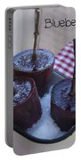Blueberry Popsicles Portable Battery Charger