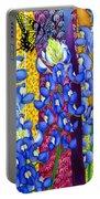 Bluebonnet Garden Portable Battery Charger