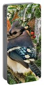 Bluejay And Ice Portable Battery Charger