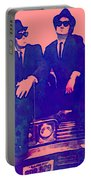 Blues Brothers 2 Portable Battery Charger