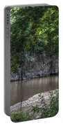 Bluffs Along Big River Portable Battery Charger