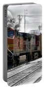 Bnsf Train Portable Battery Charger