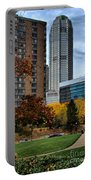 Bny Mellon From Duquesne University Campus Hdr Portable Battery Charger