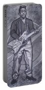 Bo Diddley - Have Guitar Will Travel Portable Battery Charger