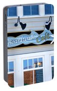 Boardwalk Cafe Portable Battery Charger