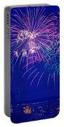 Boardwalk Fireworks Portable Battery Charger