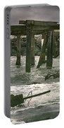 Boardwalk Remnants Portable Battery Charger