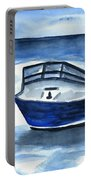 Boat In Grand Cayman Portable Battery Charger