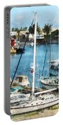 Boat - King's Wharf Bermuda Portable Battery Charger